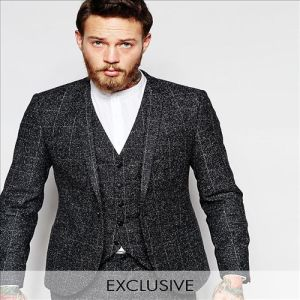 2016 Hot Sale Men′s Customized Fashion Men Blazer Suit pictures & photos