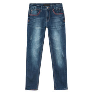2016 China Fashion Straight Denim Jeans for Men