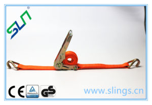 2017 5m Ratchet Strap with Double J Hook pictures & photos