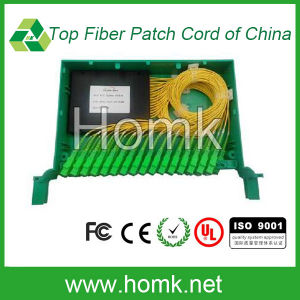 1*32 Optical Fiber Splitter Sc/APC pictures & photos