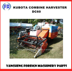 Kubota Combine Harvester DC60 pictures & photos