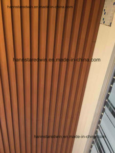Non - Formaldehyde Emission Wood Plastic PVC Ceiling pictures & photos