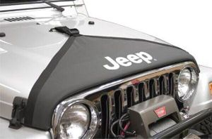 for Jeep Black Front Hood Protective Bra Cover Front Bra pictures & photos
