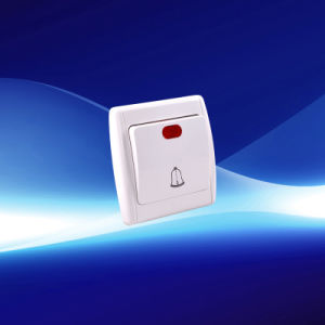 1 Gang Bell Switch with Indicator (YW21109-D)