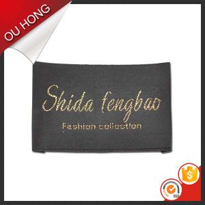2016 Customized Garment Woven Label for Clothing