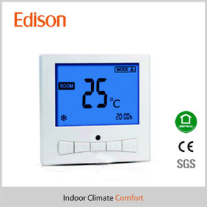 Digital LCD Room Thermostat (TX-168-222D-N3) pictures & photos