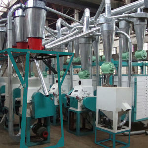 Small Scale Grain Milling Machinery pictures & photos