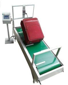 Suitcase Wheel Walking Bump Resistance Test Instrument pictures & photos