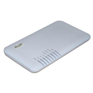 3-Ppt Port Cross-Network Gateways RoIP302 Two Rj-11 FXS Port for Radio, VoIP, GSM Open SIP VoIP Protocols pictures & photos