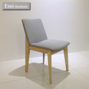 Modern Dining Chair with Solid Wood (CY036)