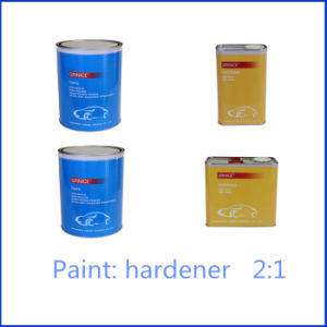 Spray Method Application Car Paint Usage Acrylic Paint Hardener pictures & photos