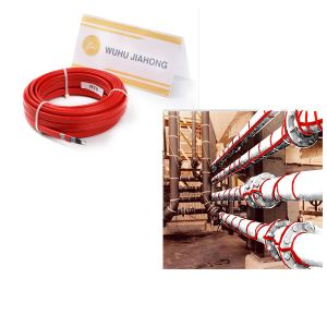 Industrial Vessel and Tank Process Temperature Maintenance PTC Heat Cable pictures & photos