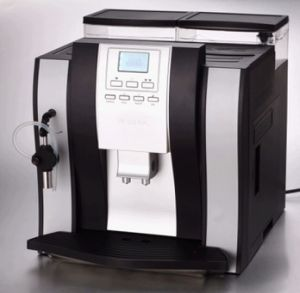 LCD Display Cappuccino Fully Automatic Coffee Machine pictures & photos