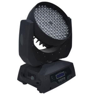 Guangzhou Baiyun District The Best Price 108PCS 3W LED Moving Head Wash Light pictures & photos
