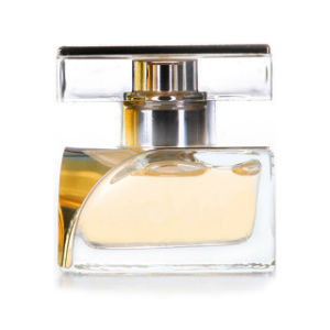Delicate Shape High Level Quality and Unique Design Perfume Glass Bottle pictures & photos