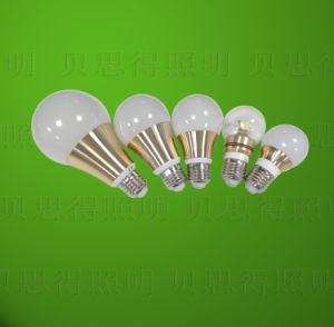 LED Golden Die-Casting Aluminum Bulb Light 15W pictures & photos