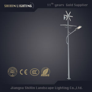 100W Solar LED Street Lights Pole pictures & photos