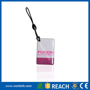 Promotional PVC NFC Exopy Tags Labels pictures & photos