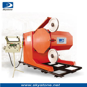 Marble Cutting Wire Saw Machines for Sale pictures & photos