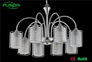 Popular Crystal Chandelier with Line Cloth (D-8151 series) pictures & photos