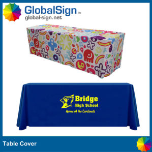 Cheap and Full Color Printed Table Runner (600D polyester) pictures & photos