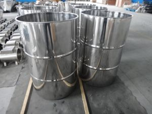 Open Top Stainless Steel Drum pictures & photos