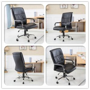 New Style Fashion PU Recline Office Chair Executive Chai pictures & photos