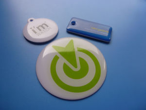 Customized Design NFC Key Tag pictures & photos