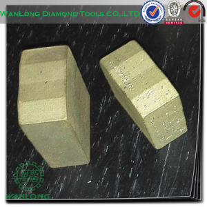 Diamond Segmented Blade Tools for Marble Slab and Block Cutting pictures & photos