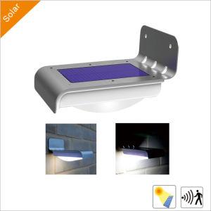 1W Solar LED Garden Street Lights with Motion Sensor (outdoor lamp)