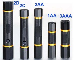 High Power CREE Xpg T6 Xml 800lumen Flashlight pictures & photos