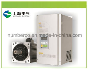 High Torque Shanghai Electric All-Digital AC Servo Driver (5.4kw~22kw)