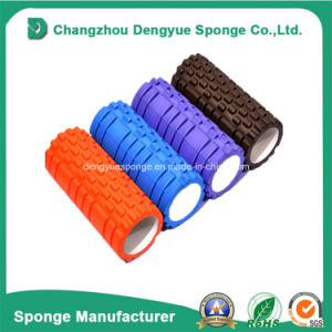 Attractive Packaging High Density Healthy Grid Physio Yoga Foam Roller pictures & photos