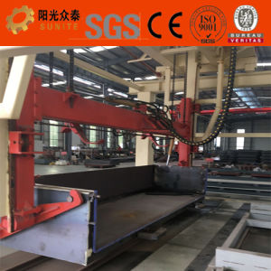 Hydraulic Convertible Frequency AAC Block Production Line Using Unique Technology pictures & photos