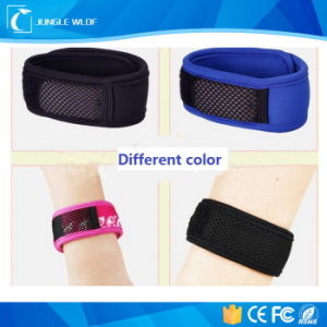Custom Repellent Mosquito Wristband with Natural Repellent Patch pictures & photos