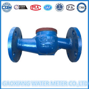 Dn32mm Flange Mechanical Water Meter pictures & photos
