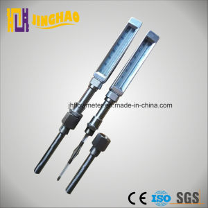V-Shape Glass Thermometer V-Line Thermometer (JH-TM-V) pictures & photos