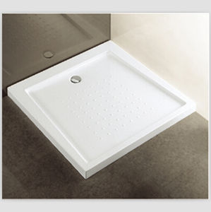40mm Flat CE Cupc Low Square Acrylic Shower Tray pictures & photos