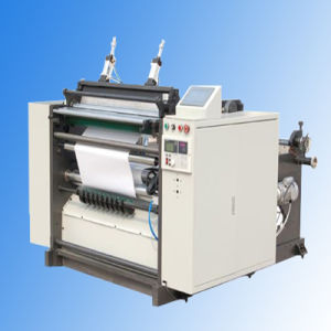 Manual Fast Speed Slitting Machine pictures & photos