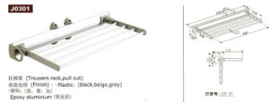 Multifunctional Racks Trousers Rack Pull out pictures & photos