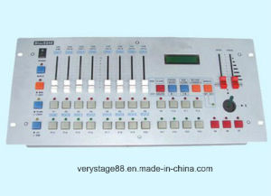 Guangzhou Professional Stage Lighting Equipment 240 Control Console, DMX 240 Controller pictures & photos