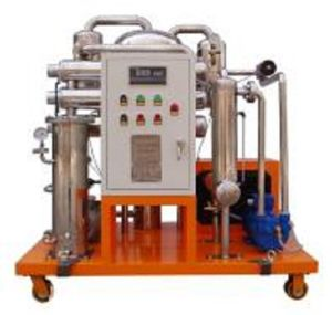 High Performance Phosphate Ester Fire-Resistant Oil Purifier (Series TYF) pictures & photos