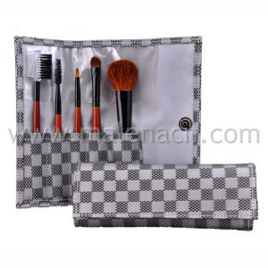 Directly Supply OEM Affordable Price 5PCS Makeup Brush pictures & photos