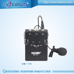 Condenser Speech Microphone Audio Converter for Church or Meeting pictures & photos