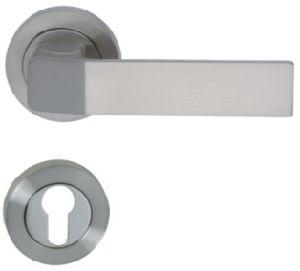 Zinc Alloy Door Handle Lock (A85-920) pictures & photos
