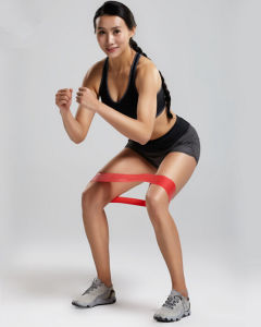 Advantage Price Circular Loop Resistance Bands Popular All Over The World pictures & photos