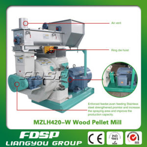Specially Designed Napier Grass Pellet Machine with CE pictures & photos