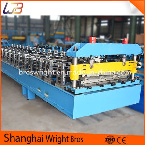 Color Steel Roof Panel Roll Forming Machine pictures & photos