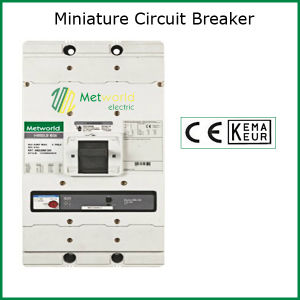 IEC60947-2 Moulded Case Circuit Breaker (MCCB) pictures & photos