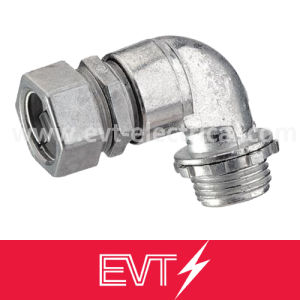 EMT Connector Compression Type 90 Degree pictures & photos